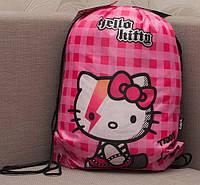 Сумочка для сменки  Hello Kitty