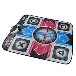 Танцевальный музыкальный коврик DancePad для ПК Разноцветный 36-130263 ES, КОД: 1291830