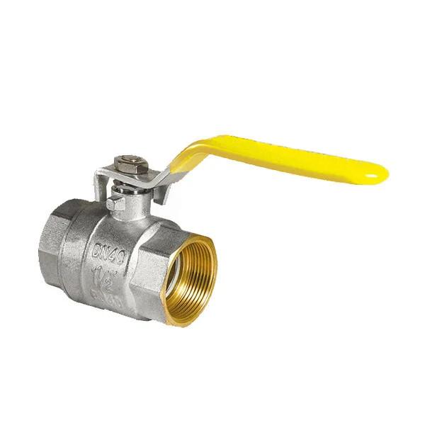 Кран кульовий KP газовий 1 ГГР (214.G)