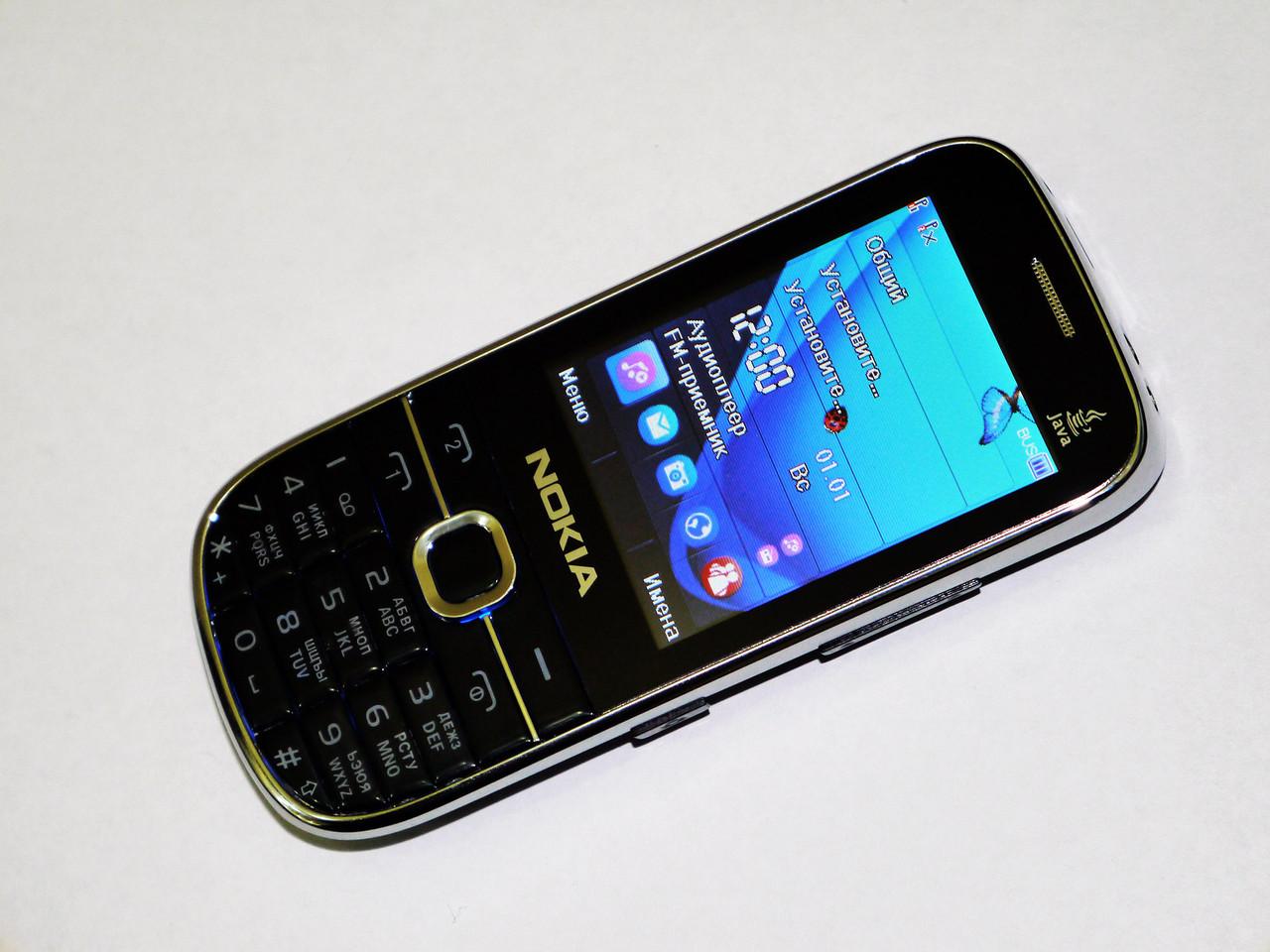 """Телефон Nokia X2 (копия) - 2sim - 2.4"""" - FM - Bt- Camera - стильный дизайн"""