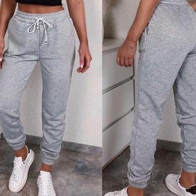 Жіночі спортивні штани SKL11-259306