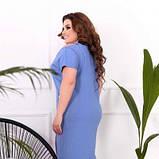 Женское платье фактурный трикотаж SKL11-293830, фото 3