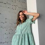 Сукня вільного крою фісташка SKL11-294619, фото 5