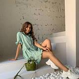 Сукня вільного крою фісташка SKL11-294619, фото 6