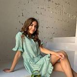 Сукня вільного крою фісташка SKL11-294619, фото 7