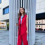 Костюм жіночий жилет і штани SKL11-294621, фото 3