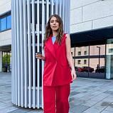 Костюм жіночий жилет і штани SKL11-294621, фото 5