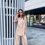 Костюм жіночий жилет і штани SKL11-294621, фото 10