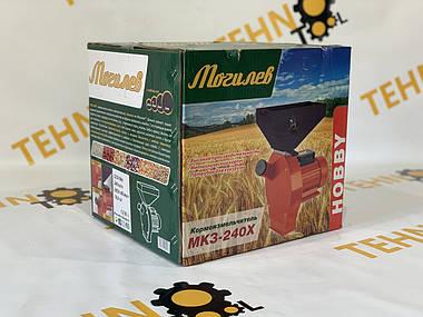 Зернодробилка Могилёв МКЗ-240Х крупорушка мельница кормоизмельчитель, фото 2