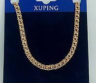 Ланцюжок Бісмарк з медичного золота ХР, розмір 50см*4мм