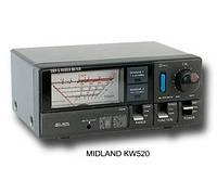 Midland KW 520. КСВ-метр