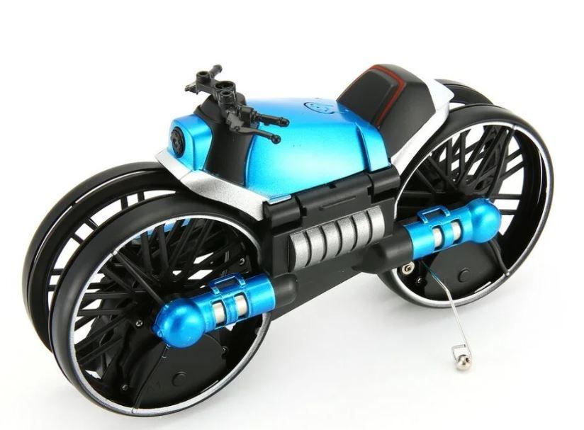 Квадрокоптер-трансформер QY Leap Speed PRO дрон-мотоцикл на р/к 2 в 1