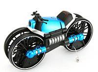 Квадрокоптер-трансформер QY Leap Speed PRO дрон-мотоцикл на р/к 2 в 1, фото 1