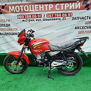 Мотоцикл Spark SP200R-25I (красный)