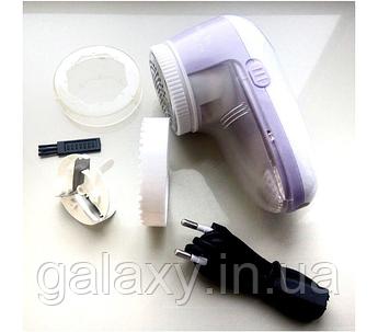 Машинка для катышков запасной нож сеть/аккумулятор HengDa
