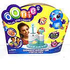 Конструктор из воздушных шаров, насос-помпа, комплект разноцветных шаров, аксессуары, Волшебная фабрика Oonies, фото 3