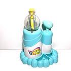 Конструктор из воздушных шаров, насос-помпа, комплект разноцветных шаров, аксессуары, Волшебная фабрика Oonies, фото 4