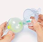 Конструктор из воздушных шаров, насос-помпа, комплект разноцветных шаров, аксессуары, Волшебная фабрика Oonies, фото 7