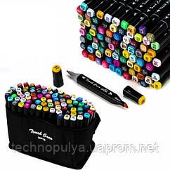 Набор маркеров для скетчинга Touch Cocо 80 штук