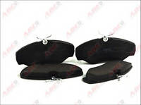 Колодки тормозные(комплект) перед TRAFIC/VIVARO 01> C1X025ABE