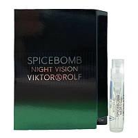 Viktor & Rolf Spicebomb Night Vision Парфумована вода (пробник) 1.2ml (3614273067799)