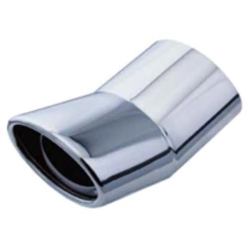 """Насадка на глушник 0010 Hyundai Elantra /d 2"""" нержавійка"""