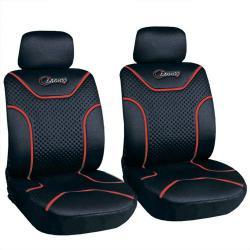Чохли на передні сидіння MILEX Classic 2шт чорні