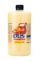 Рідке косметичне мило «Молоко и мед» (Запаска) 1000 мл - Olis