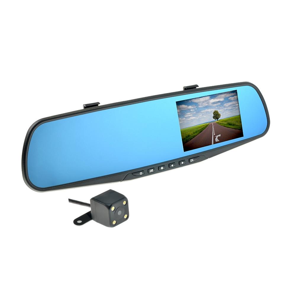 Дзеркало з відеореєстратором 2камеры NEXTONE DVR MR-10