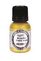 Жидкий краситель Rainbow Dust Metallic - Золото