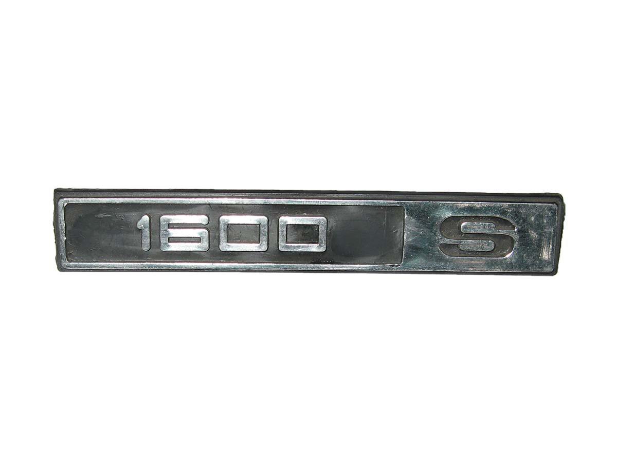 Эмблема  1600 S