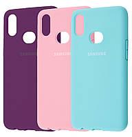 Чехол Silicone Cover для Samsung Galaxy A10s SM-A107F