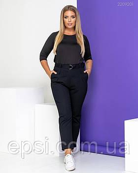 Женские брюки PEONY Брюки №2 52 Черный (2209201-52:16)