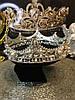Корона на голову кругла, корона чоловіча, весільна корона, фото 8