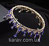 Корона круглая АЛЕКСА, модные украшения для волос, корона на голову, фото 3
