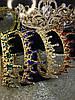 Корона круглая АЛЕКСА, модные украшения для волос, корона на голову, фото 8