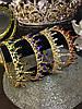 Корона круглая АЛЕКСА, модные украшения для волос, корона на голову, фото 9