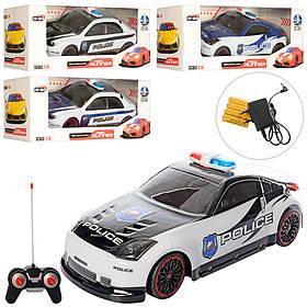 Машина 3700-100-101GA р/у,аккум,поліція,30см,1:14,світло,рез.кількість,2вид(2цв),в кор,40,5-14,5-15см