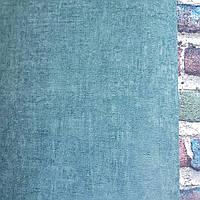 Шпалери вінілові на флізелін Rasch Factory 0.53х10,05 м під штукатурку під бетон яскраво зелені смарагдові лофт, фото 1