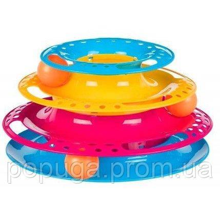 Іграшка для кішки кругла вежа Trixie