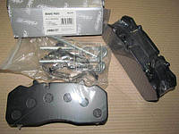 Колодка тормозная дисковая (компл. на ось) SAF 19,5 SKRB INTEGRAL (RIDER) (производство Rider ), код запчасти: RD 29126PRO