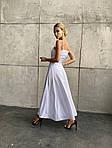 Платье софт на тонких бретелях, фото 6