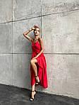 Платье софт на тонких бретелях, фото 8