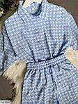 Женский костюм двойка шорты + рубашка софт, фото 2