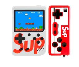 Ігрова ретро приставка Game Box sup, 400 ігор з джойстиком SUP Dendy 8bit