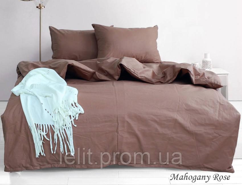 Полуторный комплект постельного белья Mahogany Rose