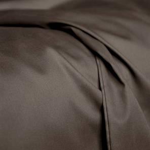 Підковдра з сатину Ярослав 145х215см (полуторний) коричневий, фото 2