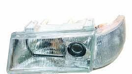 Фара ВАЗ 2110-12 левая с линзой без ламп  Формула Света