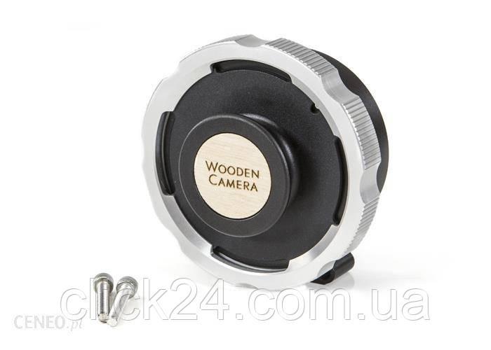 Wooden Camera (169600) Mft To Pl Adapter