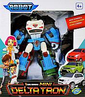 """Робот-трансформер Тобот 3 в 1 """"Deltatron"""",520"""